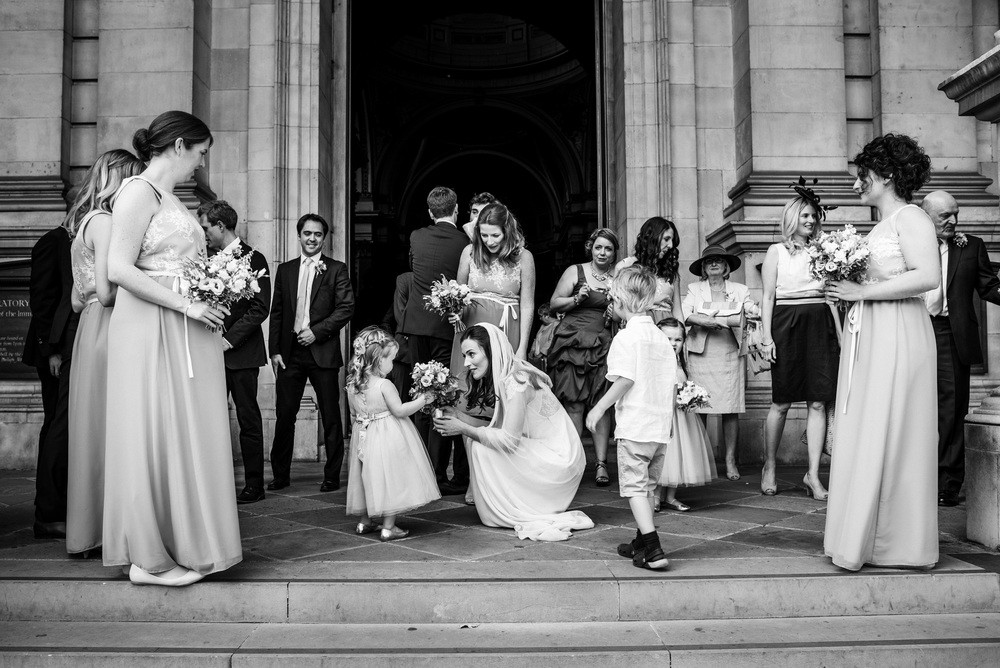 Brompton Oratory wedding photography - Robert & Mary-154.jpg