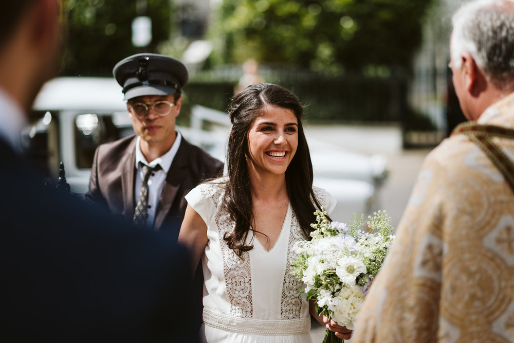 Documentary Wedding Photography In London / Georgia & Lloyd