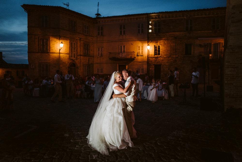 Lauren & Jamie - Italy
