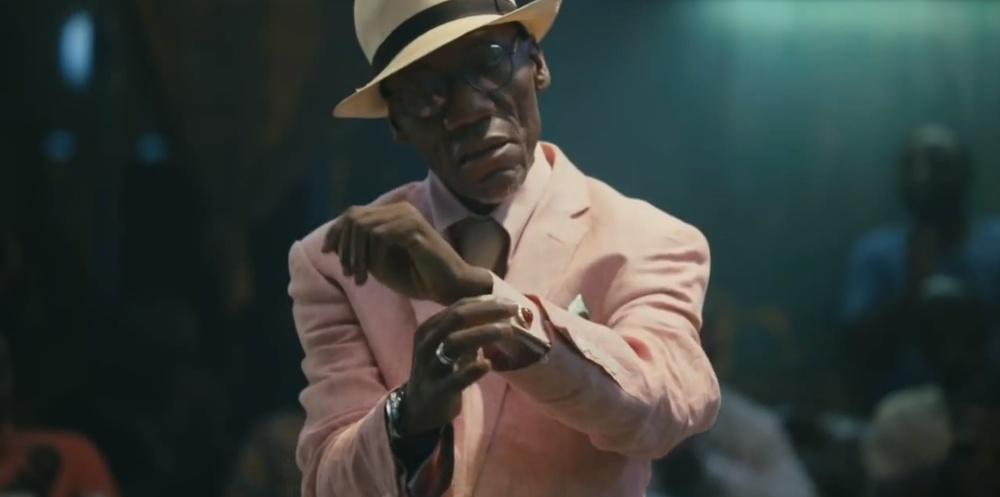 Una lección de estilo y dignidad desde el Congo de la mano de Guiness