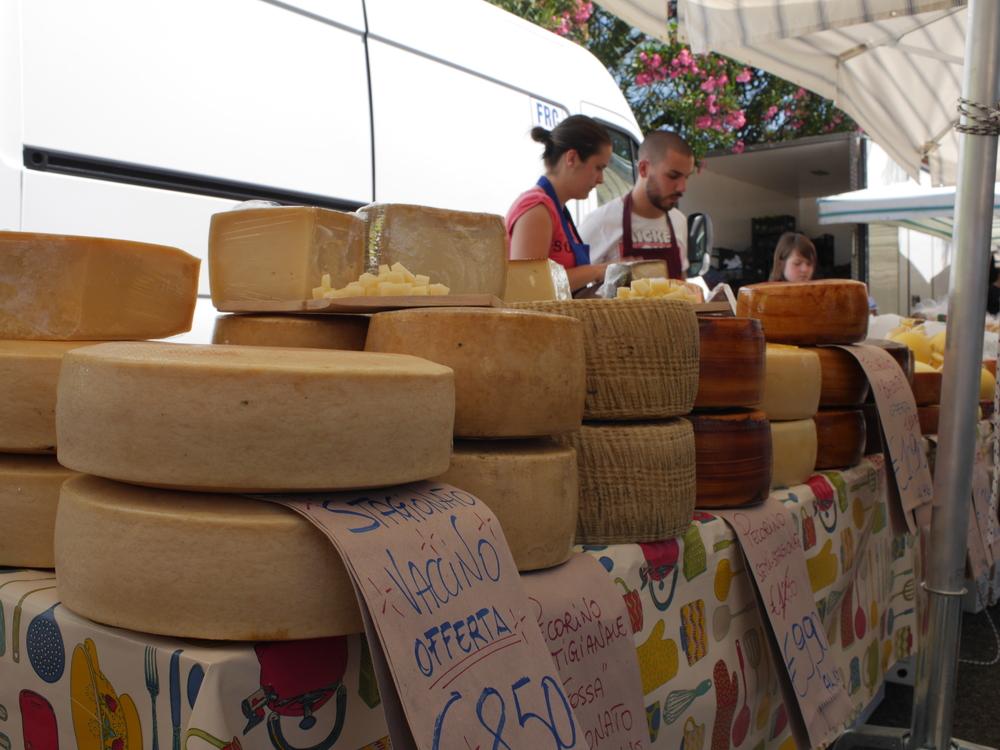Sardinian Market
