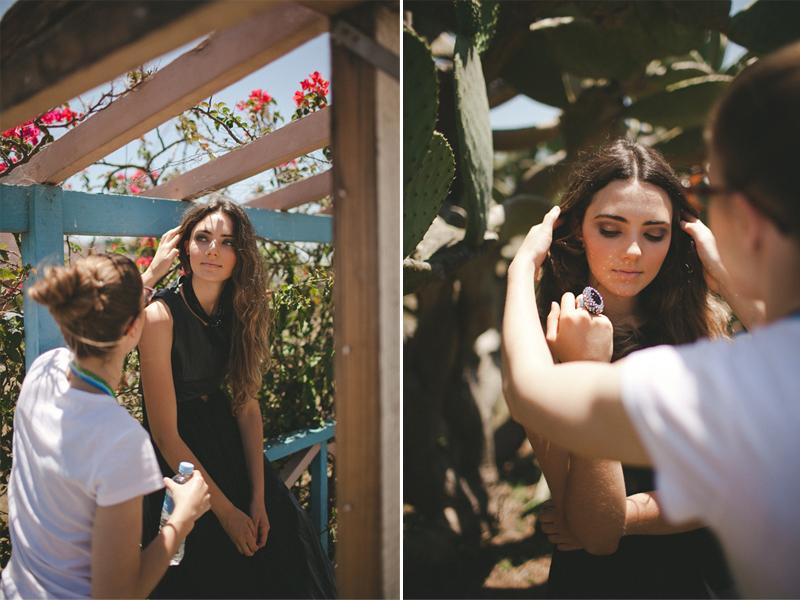 julia trotti behind the scenes