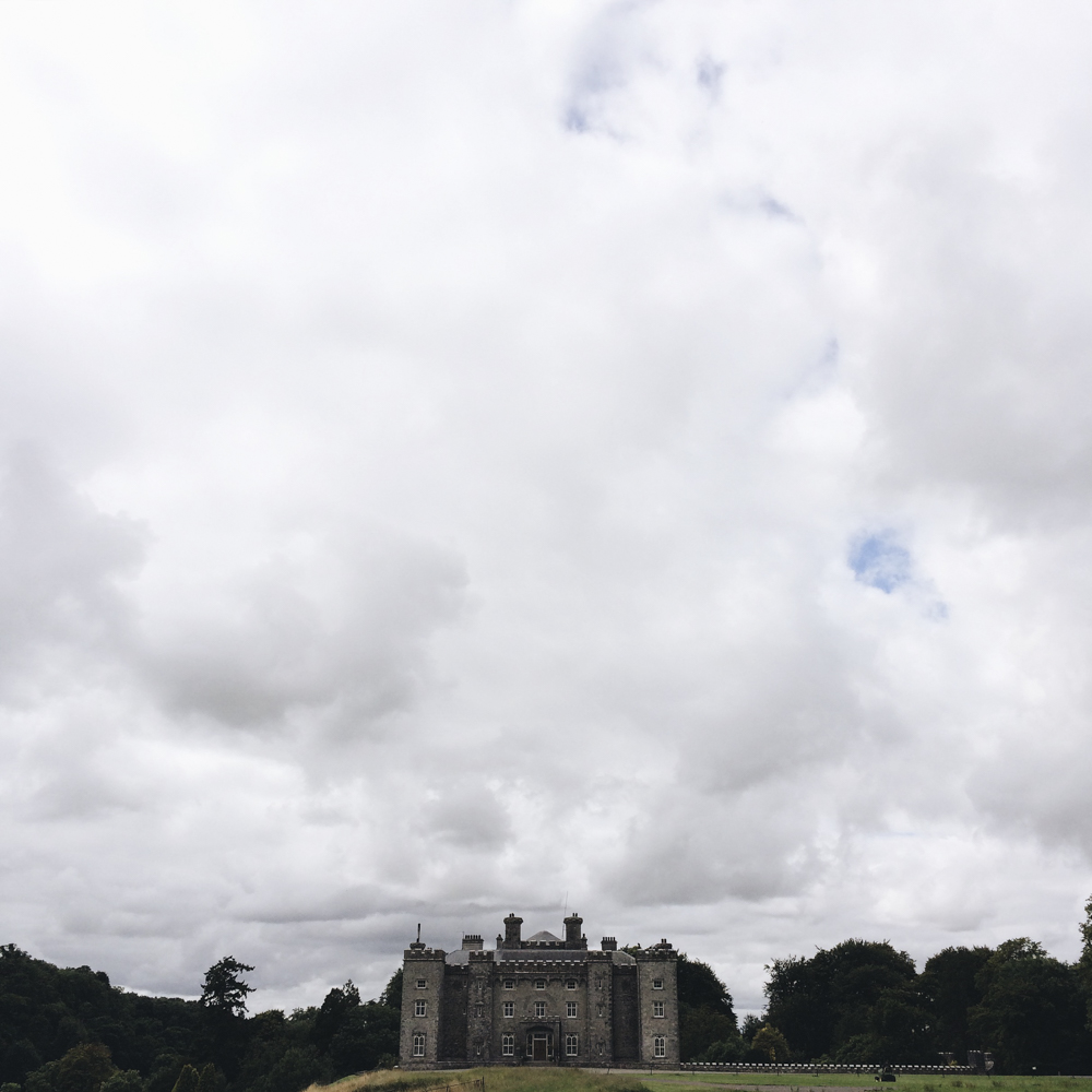 Slane Castle.