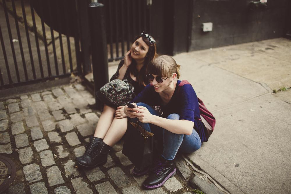 Jess & Nat.