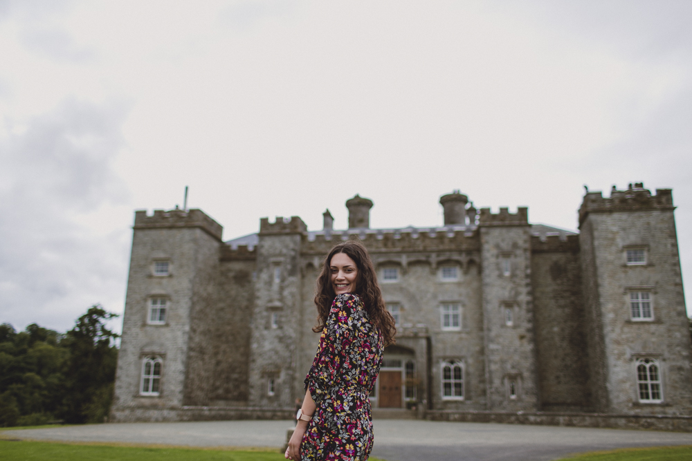 Visiting Slane Castle, something that has been on both Dan and I's bucket list since we were younger.