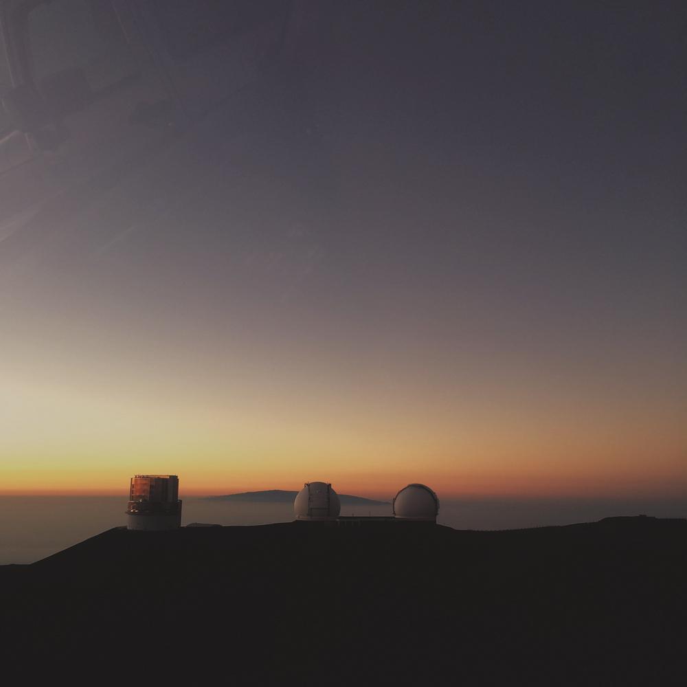 Mauna Kea Summit.