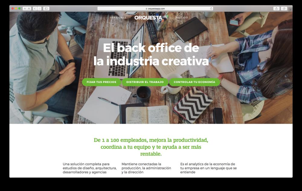 OrquestaApp_web_DriadeCo