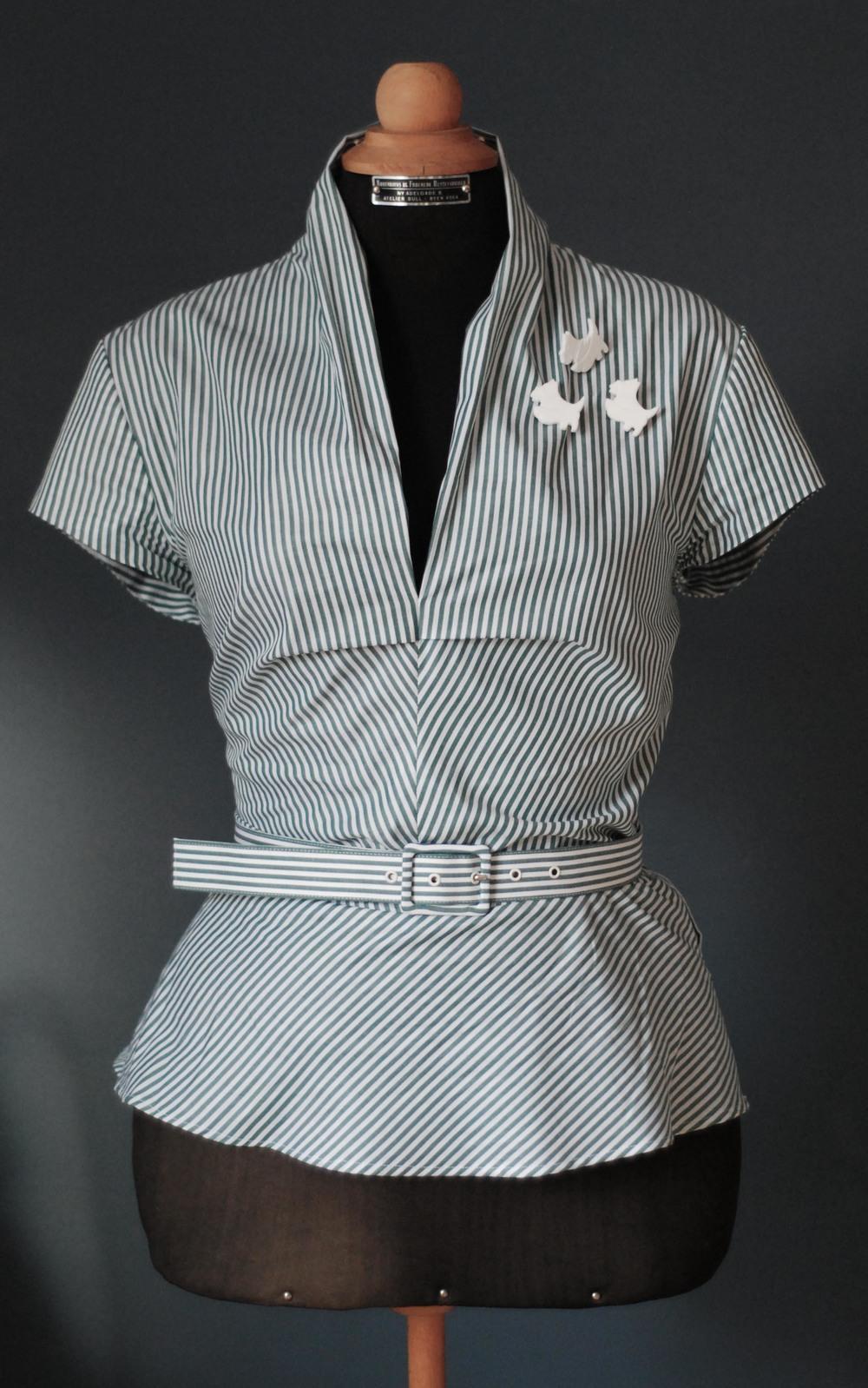 Homemade blouse 80 dkk