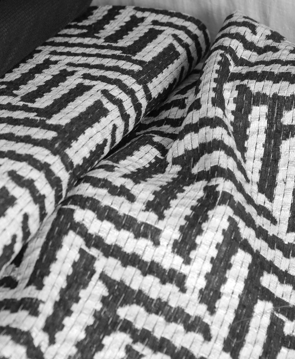 Denne Chanel vare vil jeg så gerne lave en NO. 4 London i en mellem lang version med bælte i taljen.