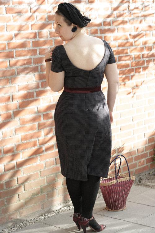 Kjole - Den perfekte tilrettede kjole.