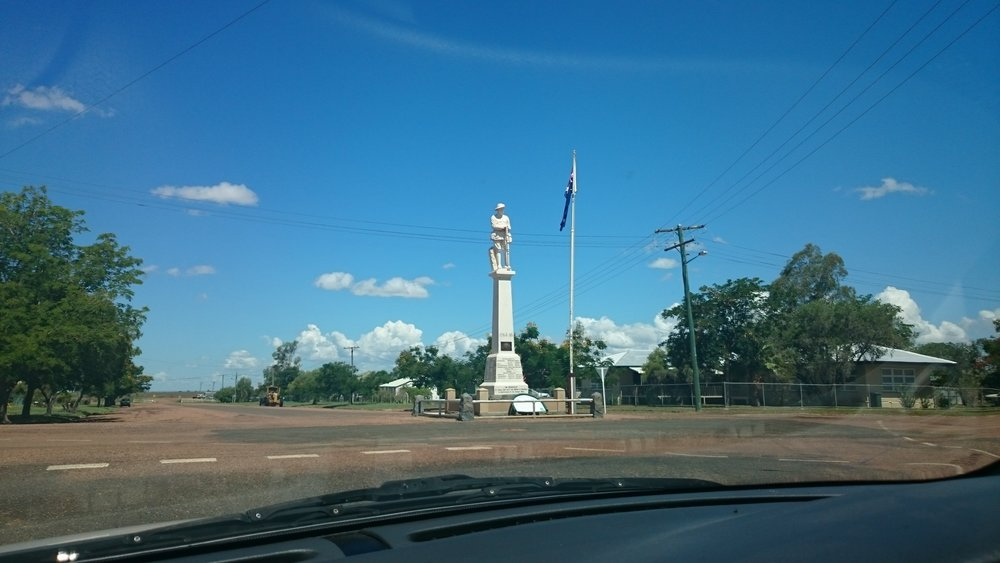 aramac, central queensland