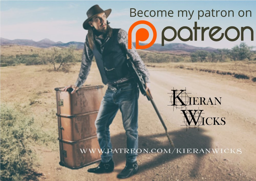 www.Patreon.com/KieranWicks