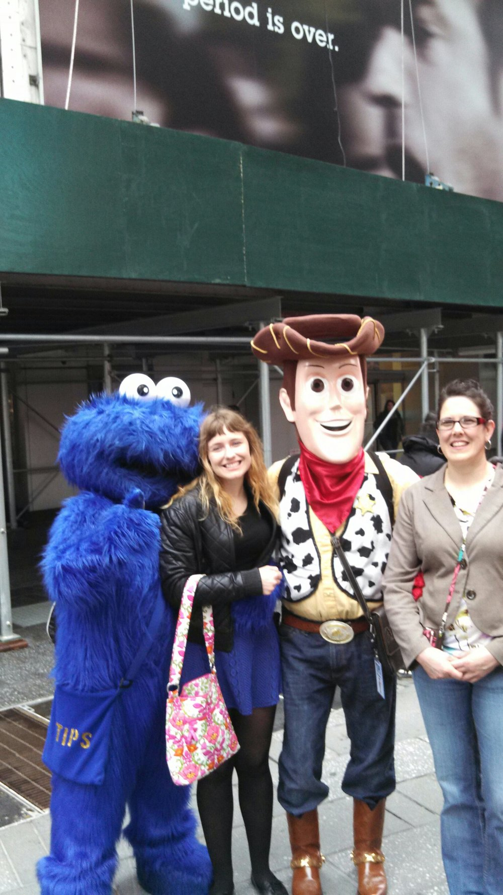 Cookie and Woody weren't the most friendly of creatures I've met in my life.