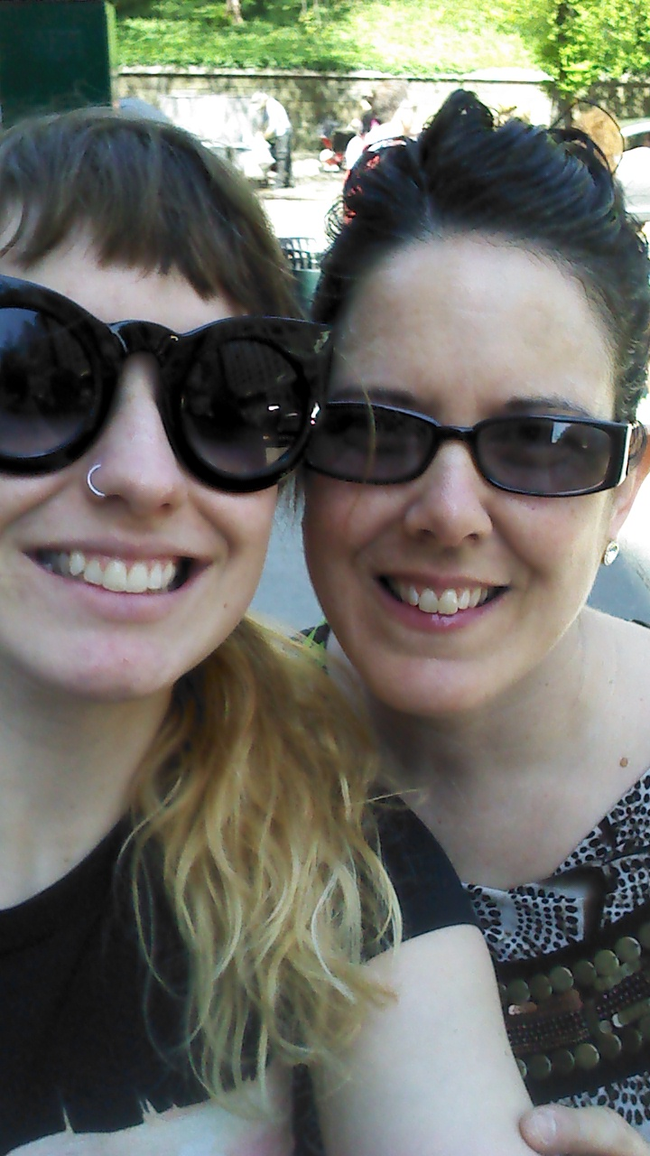 Sunny Selfies