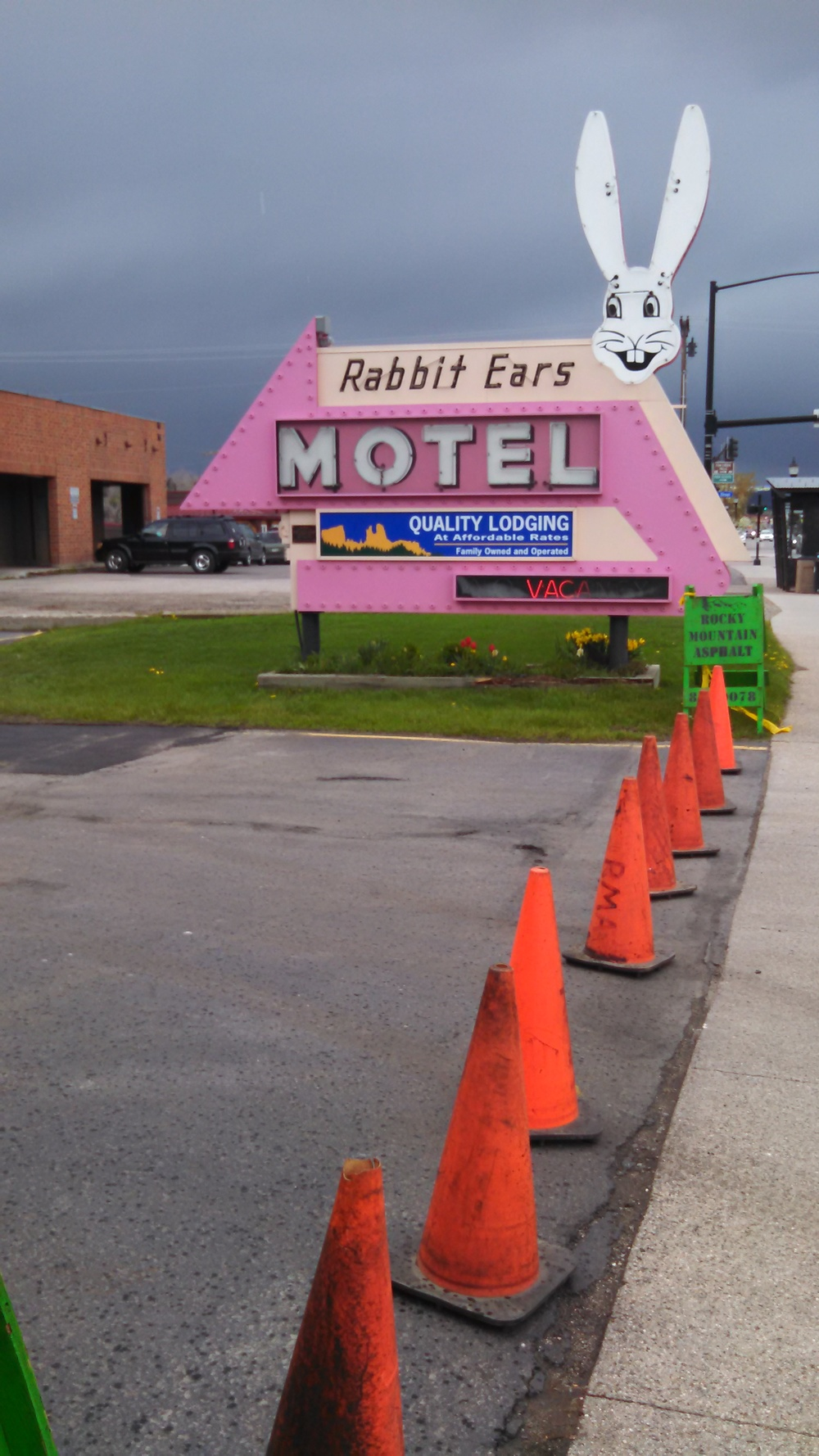 Rabbit Ears Motel, Steamboat Springs CO