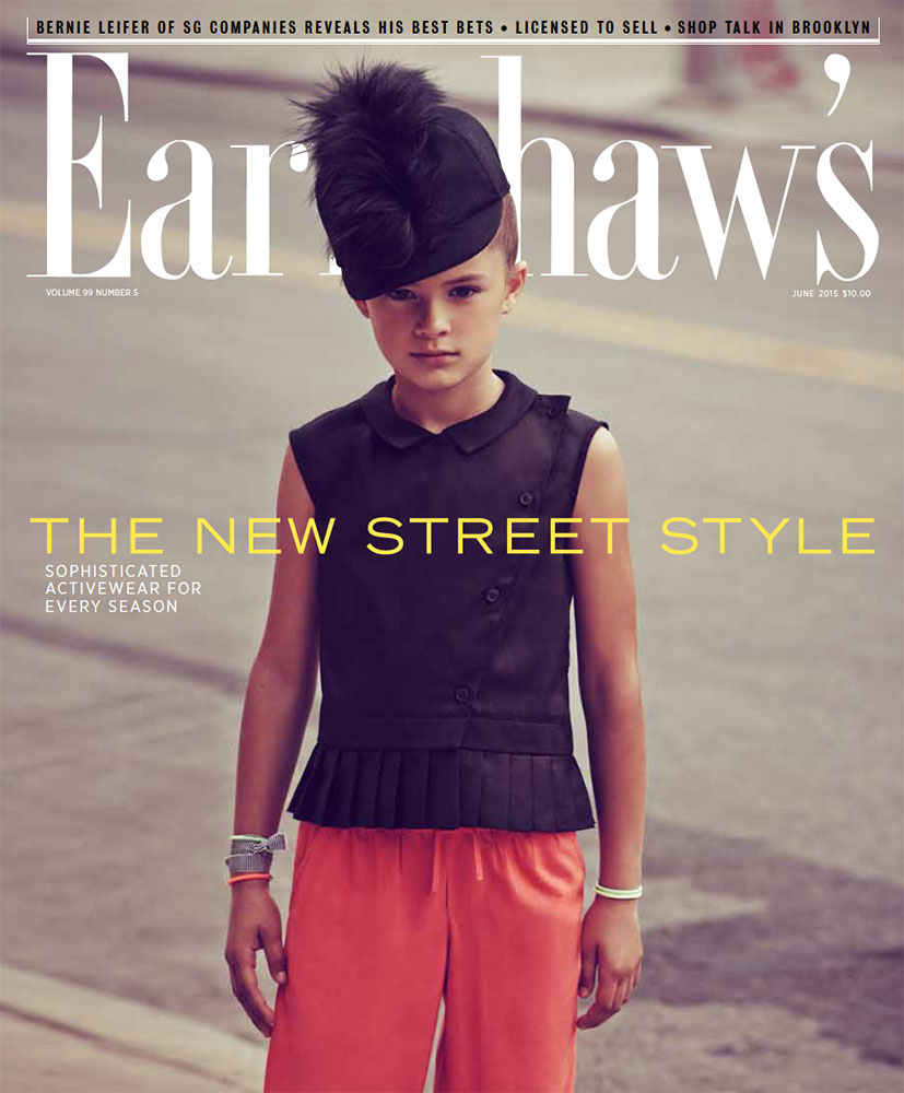 Earnshaw's magazine, June 2015