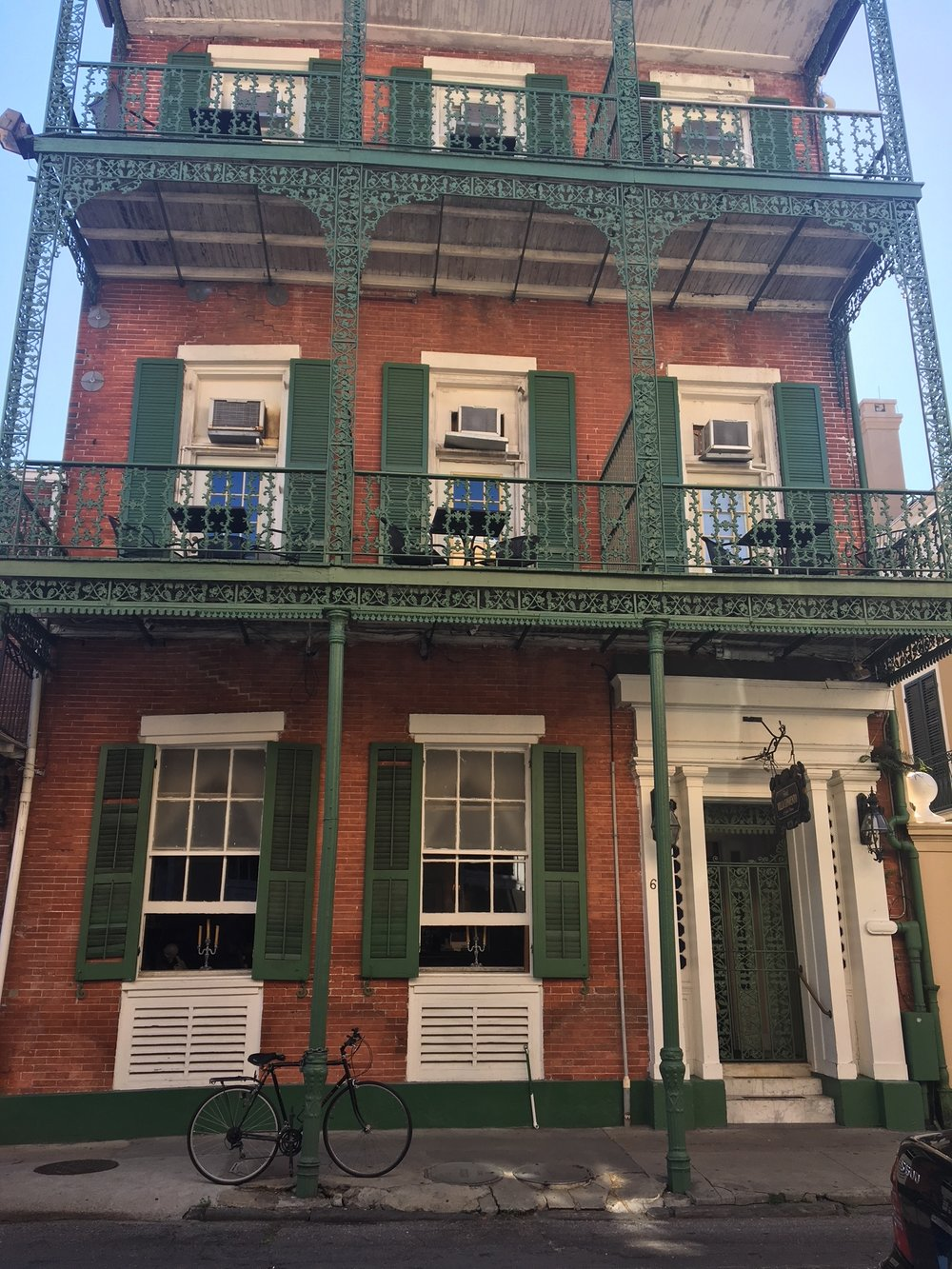 Work trip to New Orleans... I love that city