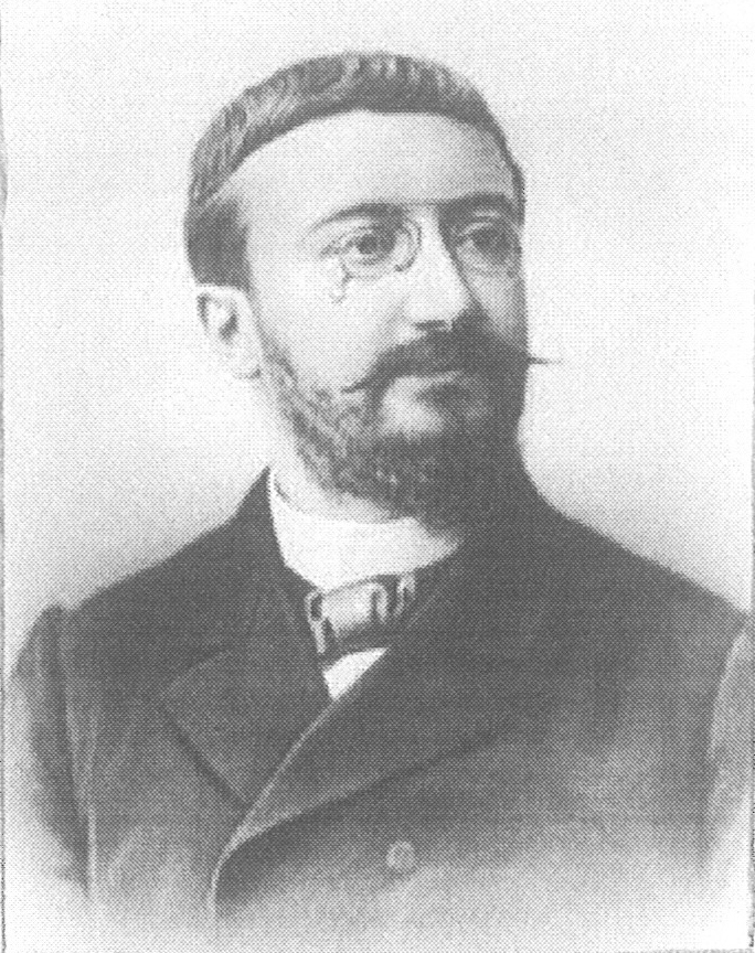 Alfred Binet. Photo from Wikipedia.