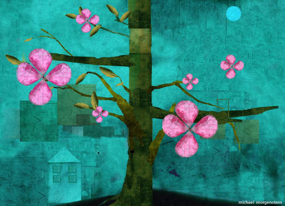 """Evening Landscape"""