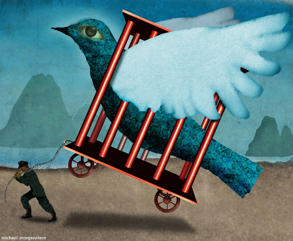 (Dissidents in China are giving leaders the jitters) - the Economist