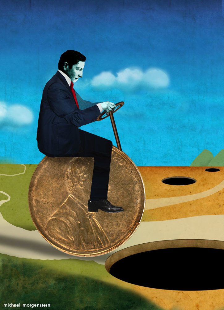"""Tax planning strategies"""", a cover for  Investment News"""