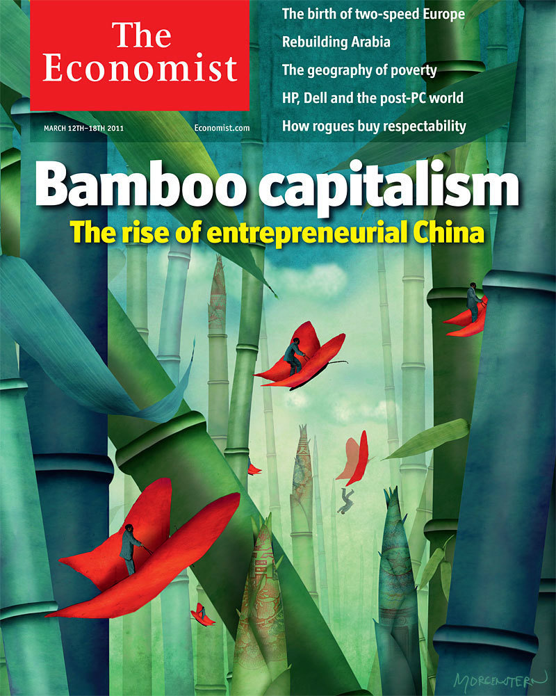 for  The Economist