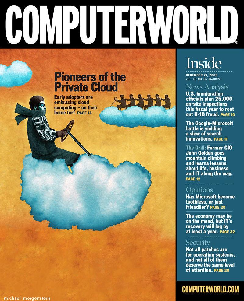 for Computerworld Magazine