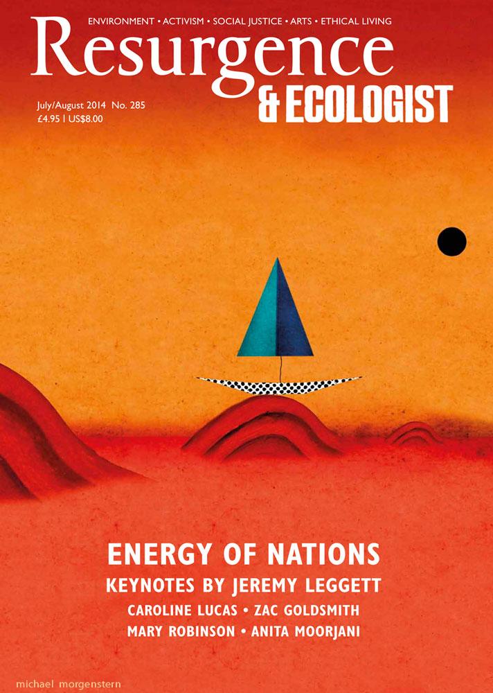 for Resurgence & Ecologist magazine