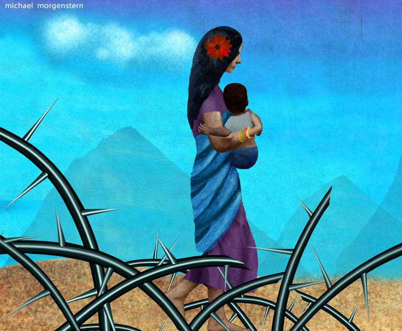 Despite being a woman - The Economist