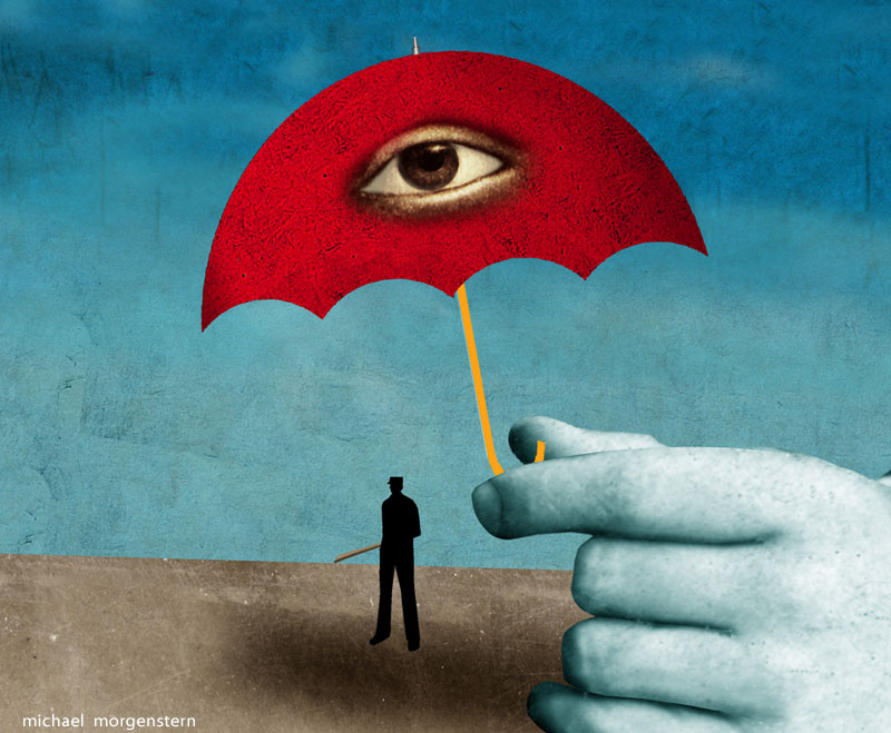 Under the umbrella - The Economist