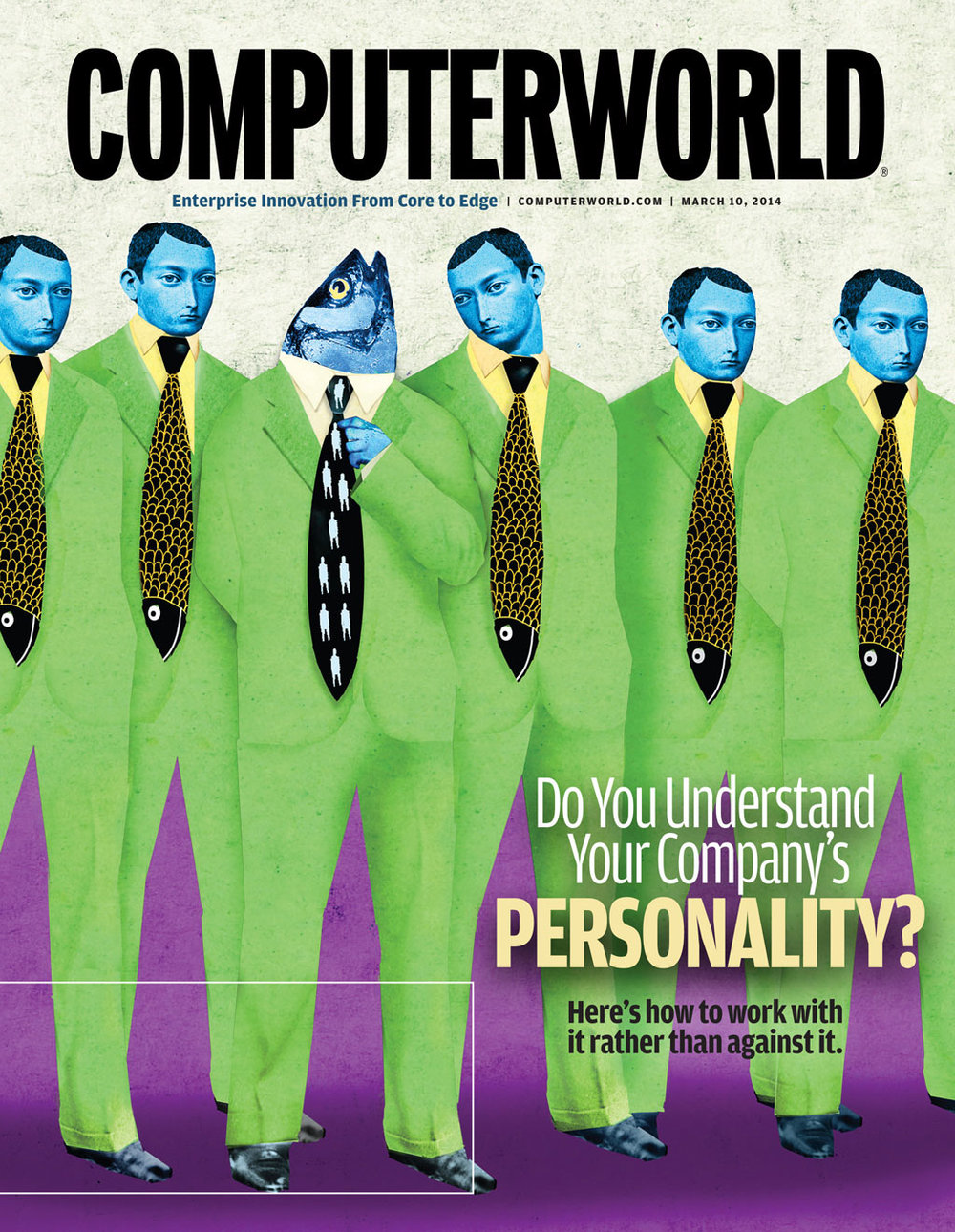 Computerworld Cover