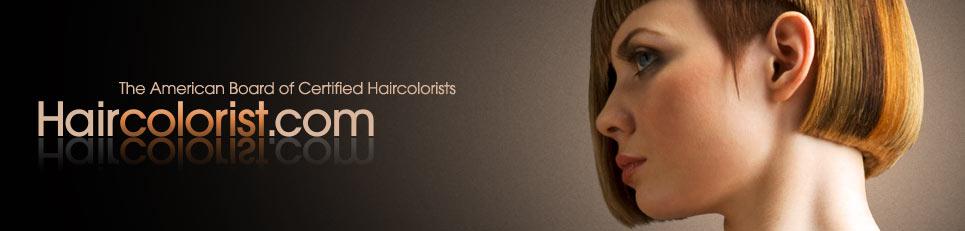 Jen Rounds is an American Board Certified Haircolorist