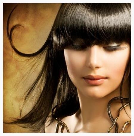 Professional Make Up and Nail Polish Application