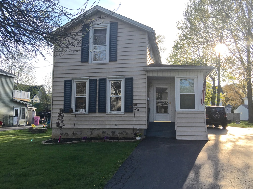 SOLD: 424 Washburn St, Lockport | $80,000