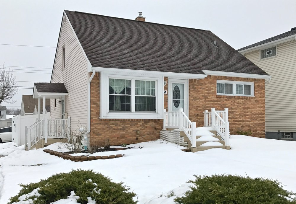 SOLD: 61 Leonore Rd, Amherst | $159,900