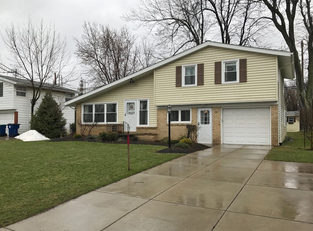 SOLD: 262 Park Forest Dr, Williamsville | $149,900
