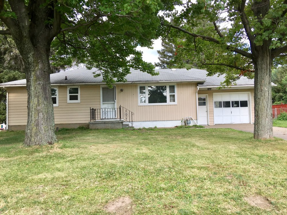 SOLD: 3643 Abbott Rd, Orchard Park | $109,900