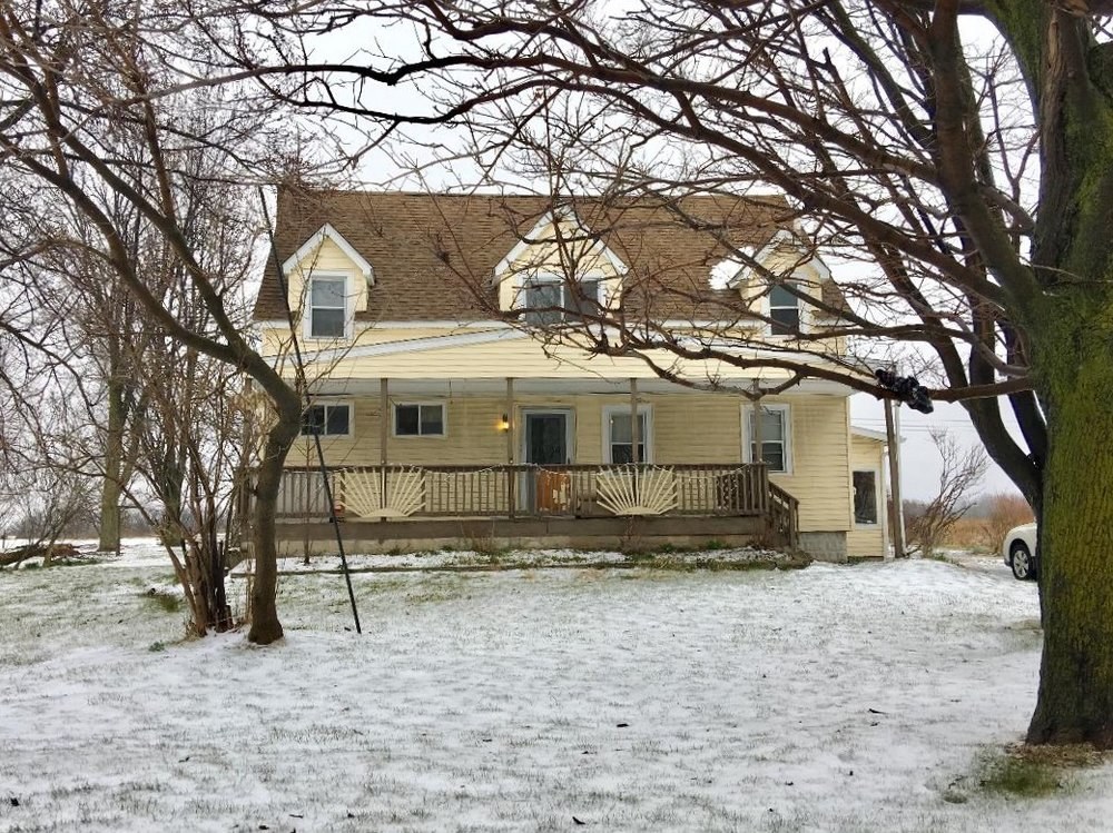 SOLD: 6049 Robinson Rd, Lockport | $130,000