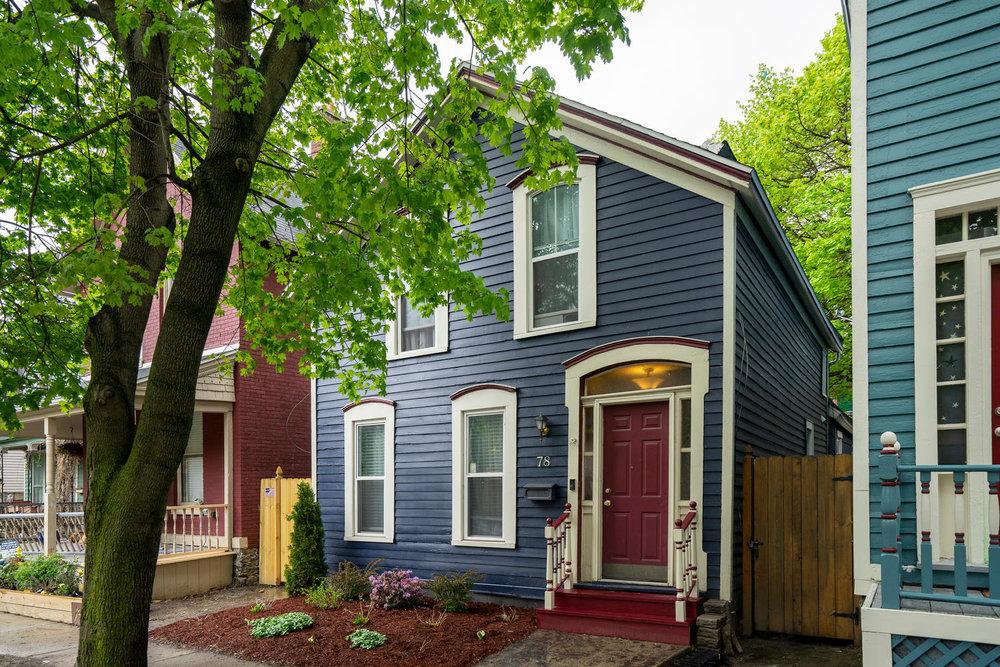 SOLD: 78 Mariner St, Buffalo | $240,000
