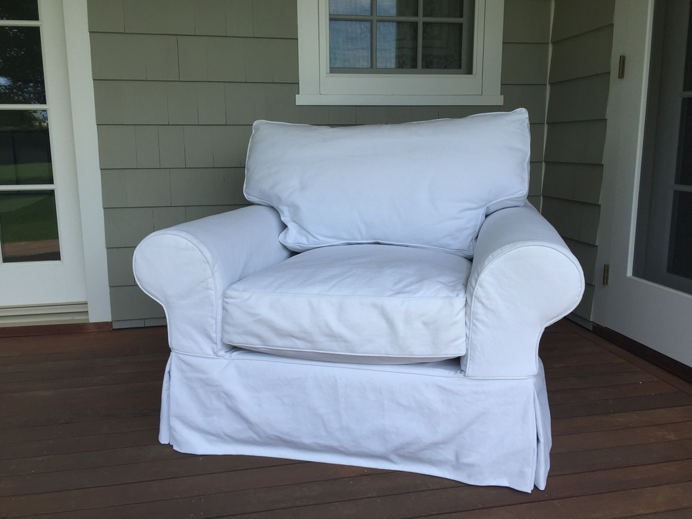Pair of RH Club Chairs