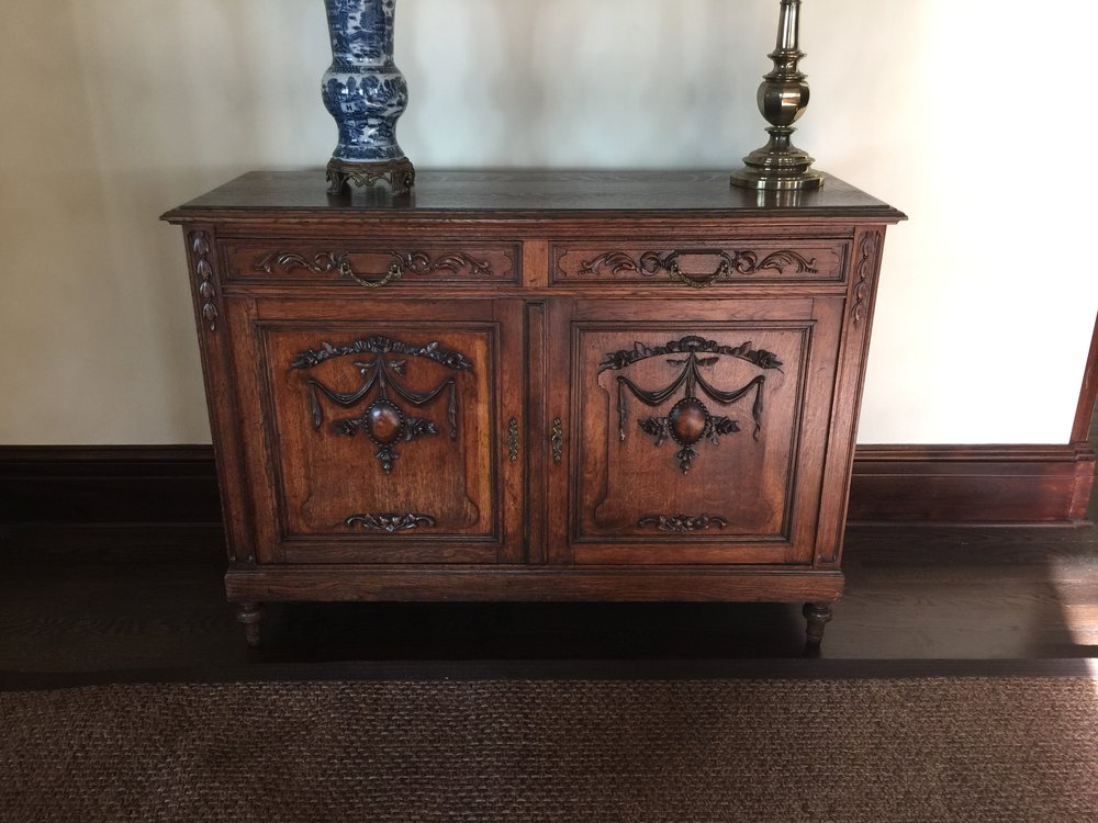 Louis XVI Country Chest