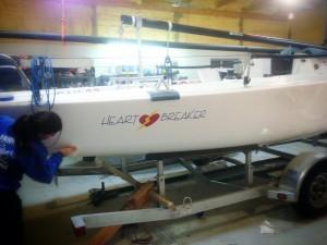 J70 Vinyl Boat Graphics & Logos