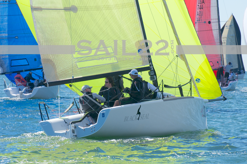 Sail22-Miami-Race-Week-2013-M24-Black-Seal