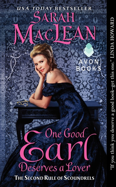Best Romance of 2013, Library Journal Best Romance of 2013, Kirkus Reviews Purchase 'One Good Earl Deserves a Lover'
