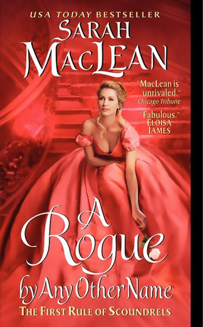 Winner, 2013 RITA Award, Best Historical Romance Purchase 'A Rogue By Any Other Name'