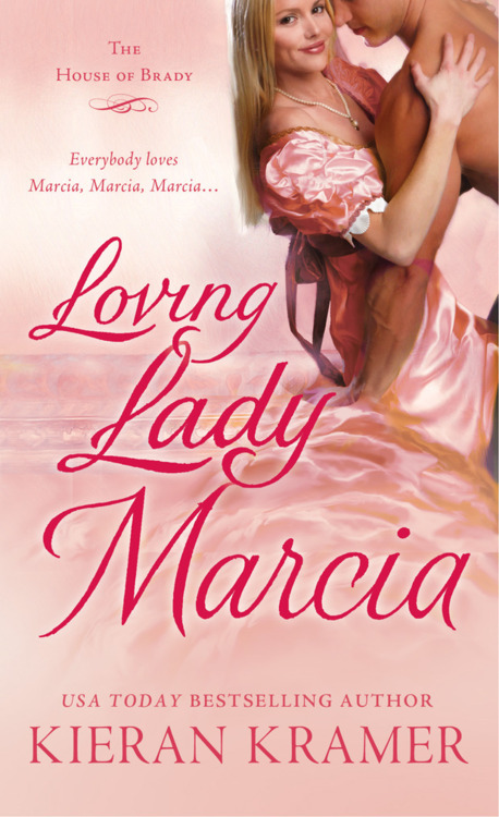 Loving Lady Marcia cover