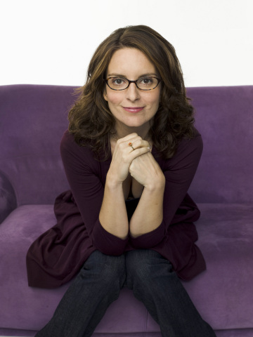 30 ROCK -- Pictured: Tina Fey as Liz Lemon -- NBC Photo: Mary Ellen Mathews