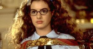 Princess Mia in Glasses