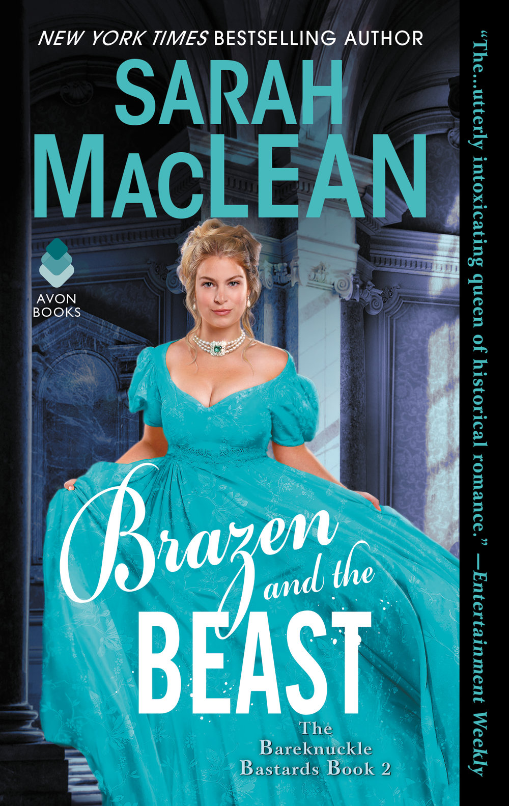 Brazen & the Beast Cover