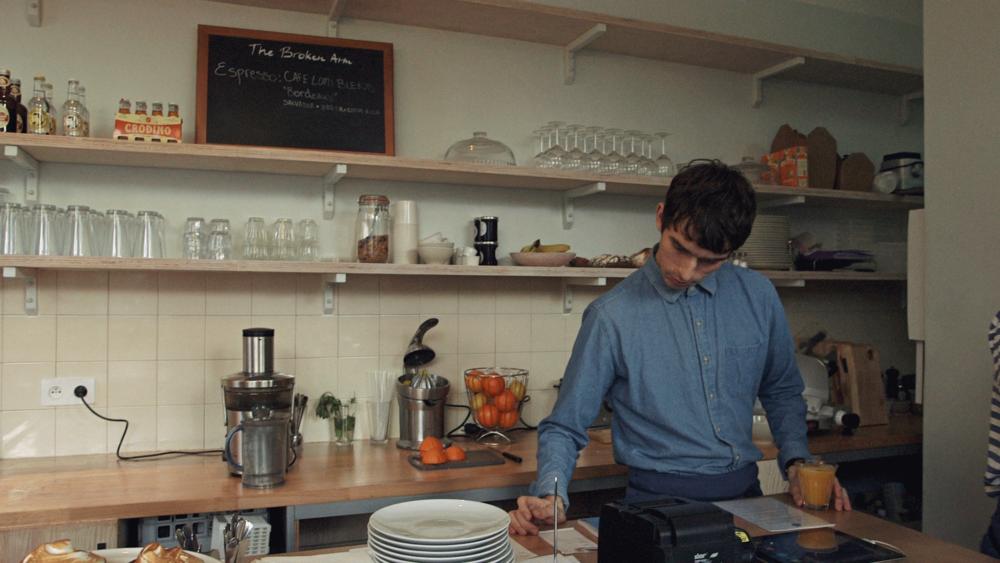 Watch the Broken Arm cafe teaser video (click photo).